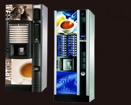 Steril Kahve Otomat Makinesi